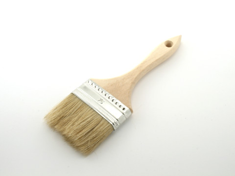 Pędzel angielski /english paintbrush/ a76