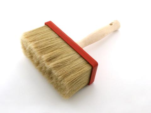 Pędzel ławkowiec, oprawa plastikowa /Bench paintbrush/ - ŁP17