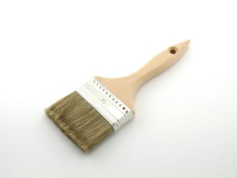 Pędzel do farb akrylowych /acril painbrush/ ak76