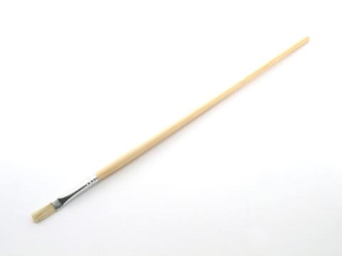Pędzel artystyczny płaski /art-flat paintbrush/ - p8