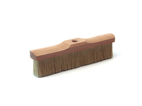 Zamiatacz z włosia klejony /Sweeper with natural hair/ - 30