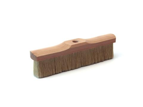 Zamiatacz z włosia klejony /Sweeper with natural hair