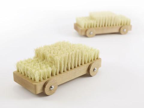 Samochodzik /brush car/