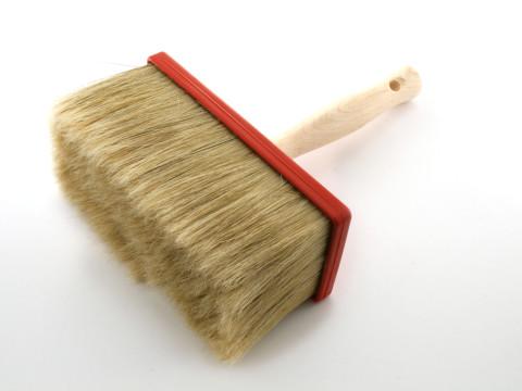 Pędzel ławkowiec, oprawa plastikowa /Bench paintbrush/ - ŁP18